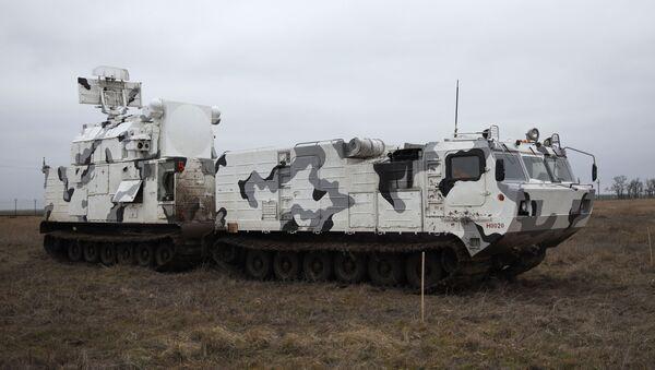 Арктический зенитный ракетный комплекс ТОР-М2ДТ - Sputnik Армения