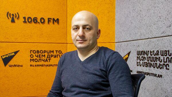 Ваграм Миракян - Sputnik Արմենիա