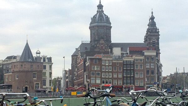 Амстердам - Sputnik Армения
