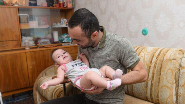 Семья Геворга Аветисяна - Sputnik Армения