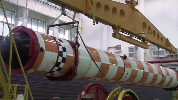 Полигонные испытания комплекса «Посейдон» - Sputnik Армения