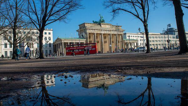 Бранденбургские ворота, Берлин - Sputnik Армения