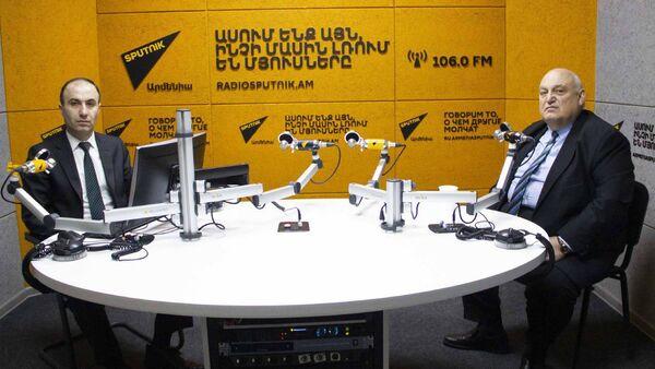 Սպուտնիկ զրույց-Արամ Սիմոնյան - Sputnik Արմենիա