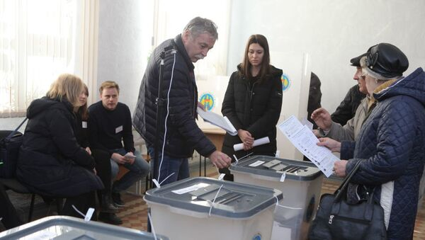 Наблюдатели от ПА ОБСЕ на выборах в парламент Молдовы - Sputnik Армения