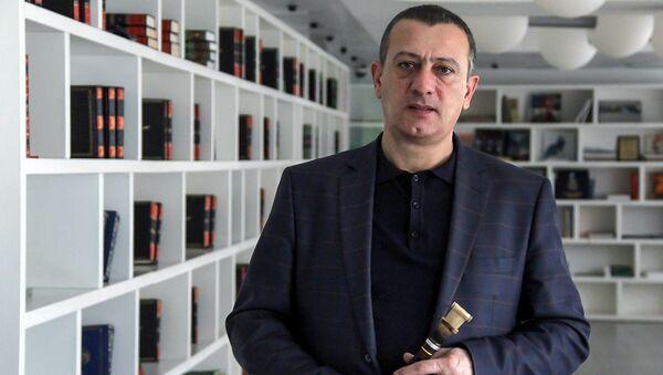 Дудукист Гегам Оганян - Sputnik Армения