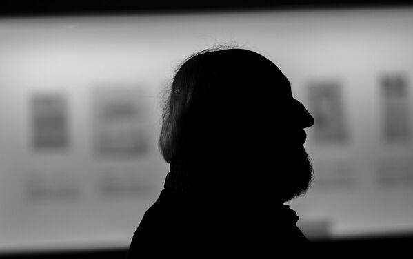 Երաժիշտ և կոմպոզիտոր Քշիշտոֆ Պենդերեցկին ժամանել է Հայաստան` մասնակցելու Պետական երիտասարդական նվագախմբի 10–ամյակին նվիրված համերգին - Sputnik Արմենիա