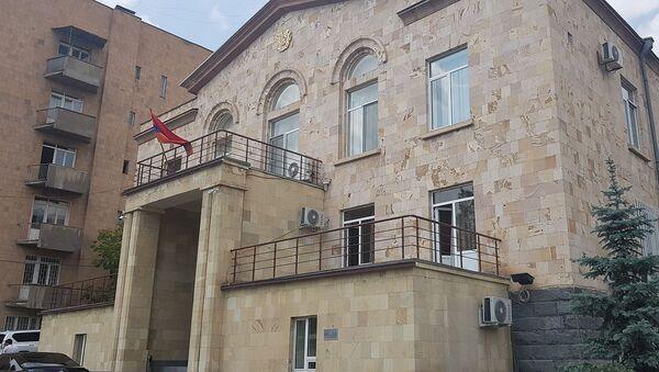 Здание государственной контрольной службы - Sputnik Արմենիա