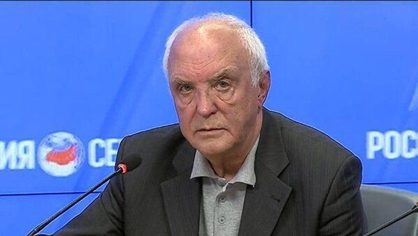 Эксперт по проблемам Азиатско-Тихоокеанского региона Владимир Терехов - Sputnik Армения