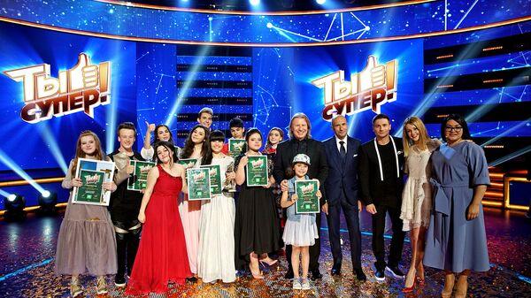 Участники шоу Ты супер! - Sputnik Армения