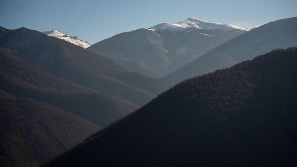 Горы в Сюникском районе - Sputnik Армения
