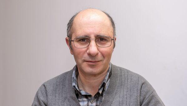 Армен Акопян - Sputnik Արմենիա