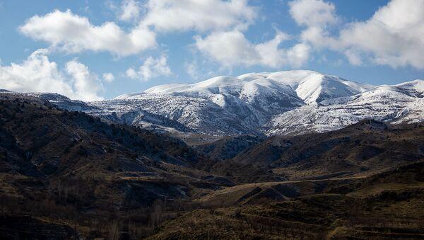Горы в Сюнике - Sputnik Армения