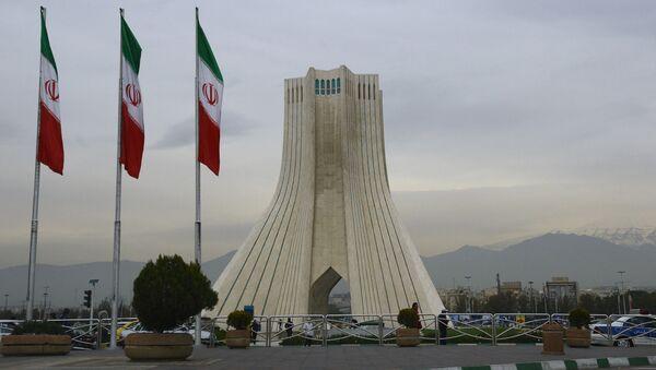 Рабочая поездка заместителя председателя правительства РФ Д.Рогозина в Иран - Sputnik Արմենիա