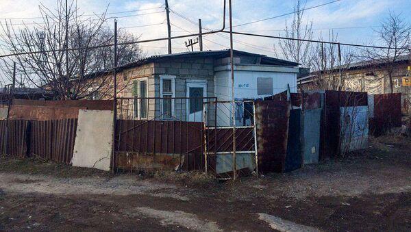 Домик-времянка Мариам Сафарян в Гюмри - Sputnik Армения