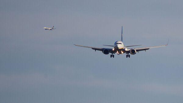 Самолет Boeing 737 авиакомпании Ryanair - Sputnik Արմենիա