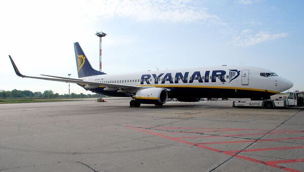 Самолет авиакомпании Ryanair - Sputnik Արմենիա