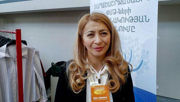 Бизнес-леди Карине Гукасян, город Ванадзор - Sputnik Армения