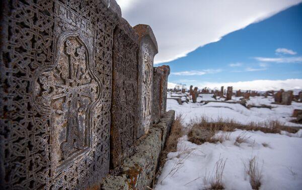 Նորատուսի գերեզմանոց - Sputnik Արմենիա