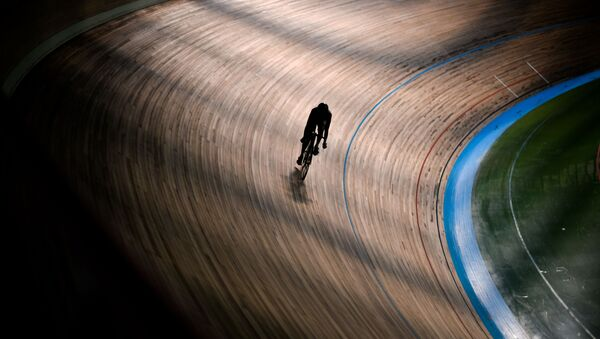 Велоспорт. Трек. Мемориал им. А. Лесникова - Sputnik Армения