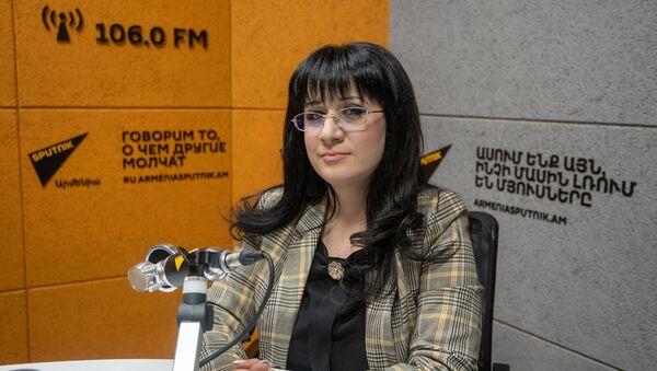 Назели Багдасарян - Sputnik Արմենիա