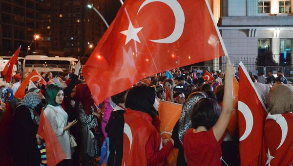 Президентские и парламентские выборы в Турции - Sputnik Արմենիա