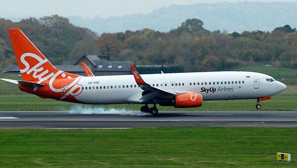 Самолет авиакомпании SkyUp Airlines - Sputnik Армения