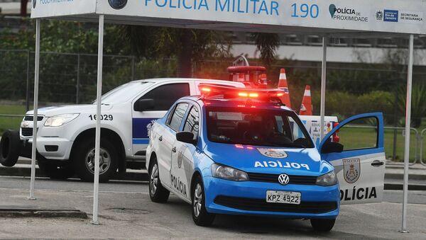 Полиция в Бразилии - Sputnik Армения