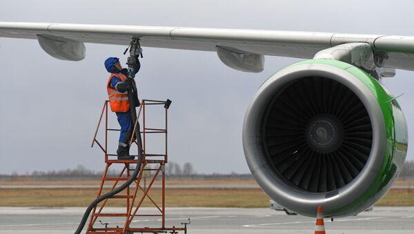 S7 получила первый в России Boeing 737 MAX - Sputnik Արմենիա