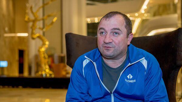 Тренер женской сборной США по шахматам Меликсет Хачиян - Sputnik Արմենիա