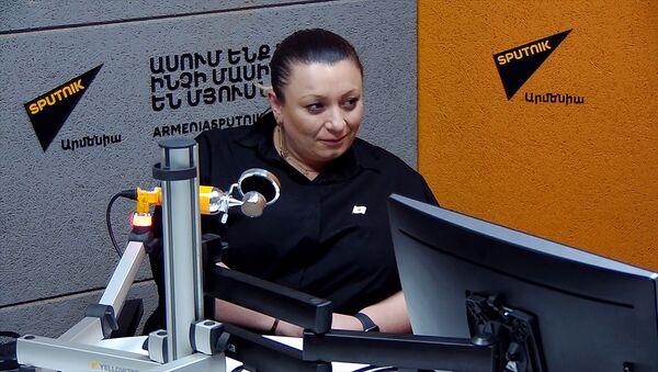 Ани Хачатрян - Sputnik Արմենիա