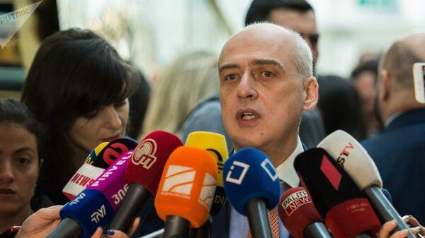 Դավիթ Զալկալիանի - Sputnik Արմենիա