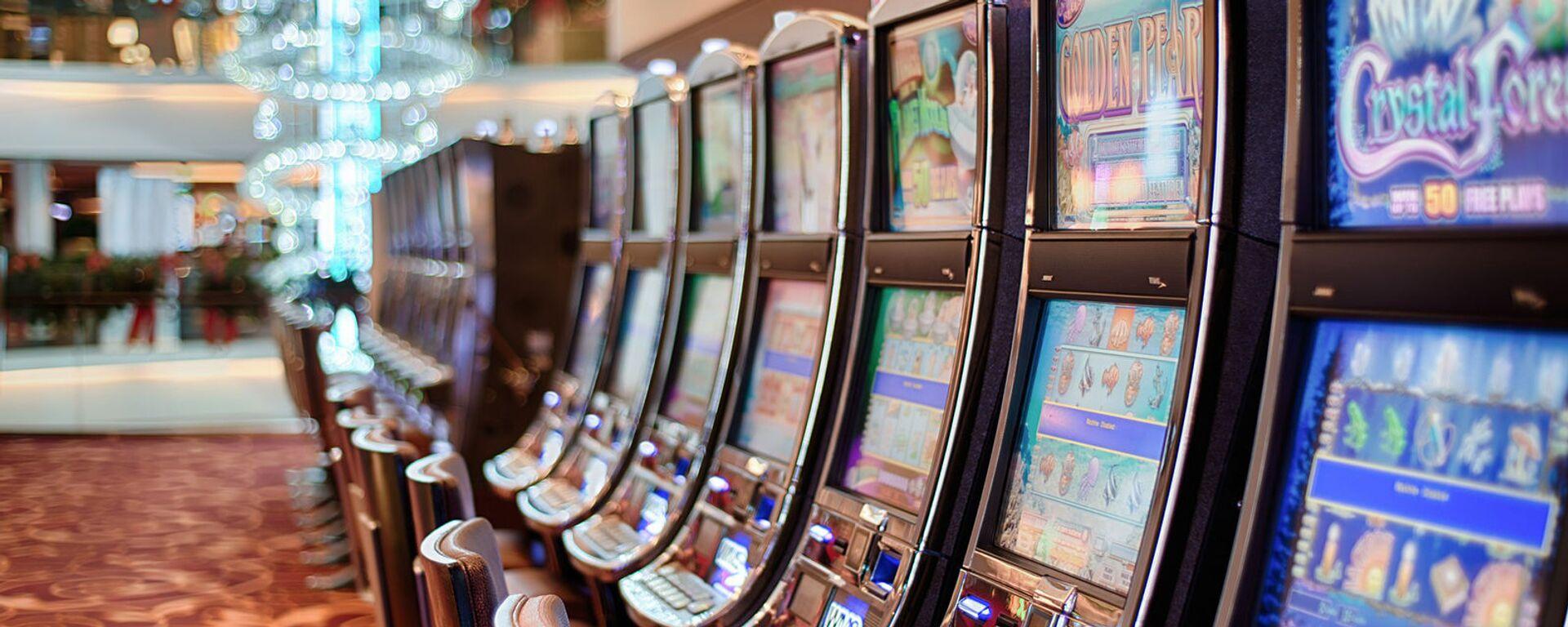 Игровые автоматы в казино - Sputnik Արմենիա, 1920, 24.03.2021