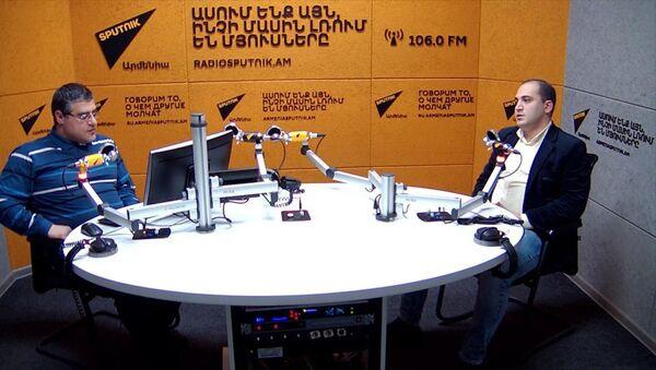 Մութ անկյուն - Նարեկ Սամսոնյան (15.03.19) - Sputnik Արմենիա