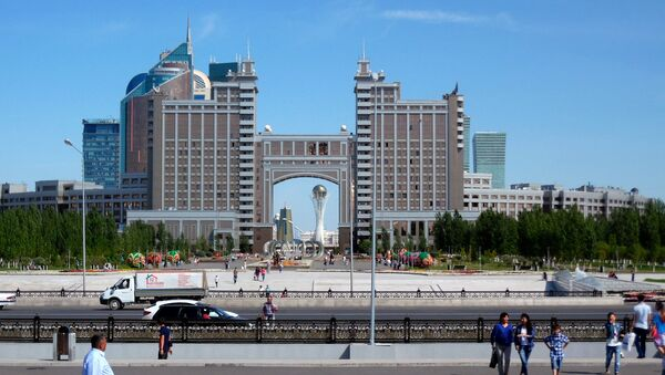 Астана, Казахстан - Sputnik Армения