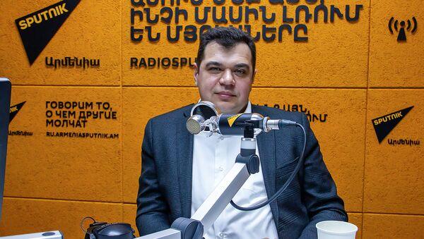 Давит Мелик-Нубарян - Sputnik Արմենիա