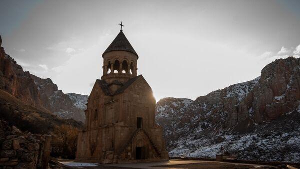 Монастырь Нораванк - Sputnik Армения