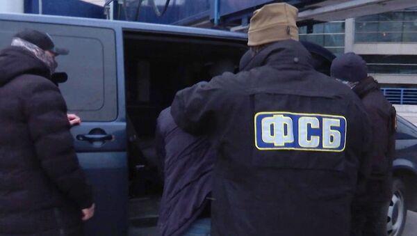ФСБ РФ задержала члена преступной группы, причастной к терактам в московском метро - Sputnik Արմենիա