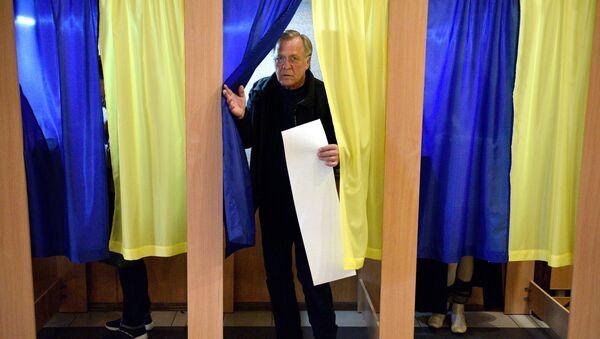 Президентские выборы на Украине - Sputnik Армения