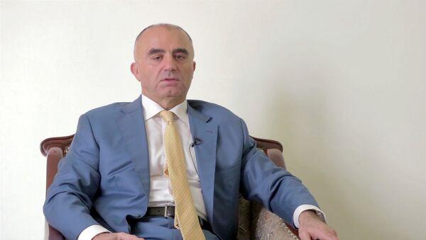 Чрезвычайный и полномочный посол Армении в Индии Армен Мартиросян - Sputnik Արմենիա
