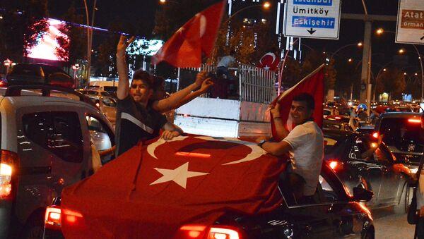 Президентские и парламентские выборы в Турции - Sputnik Армения