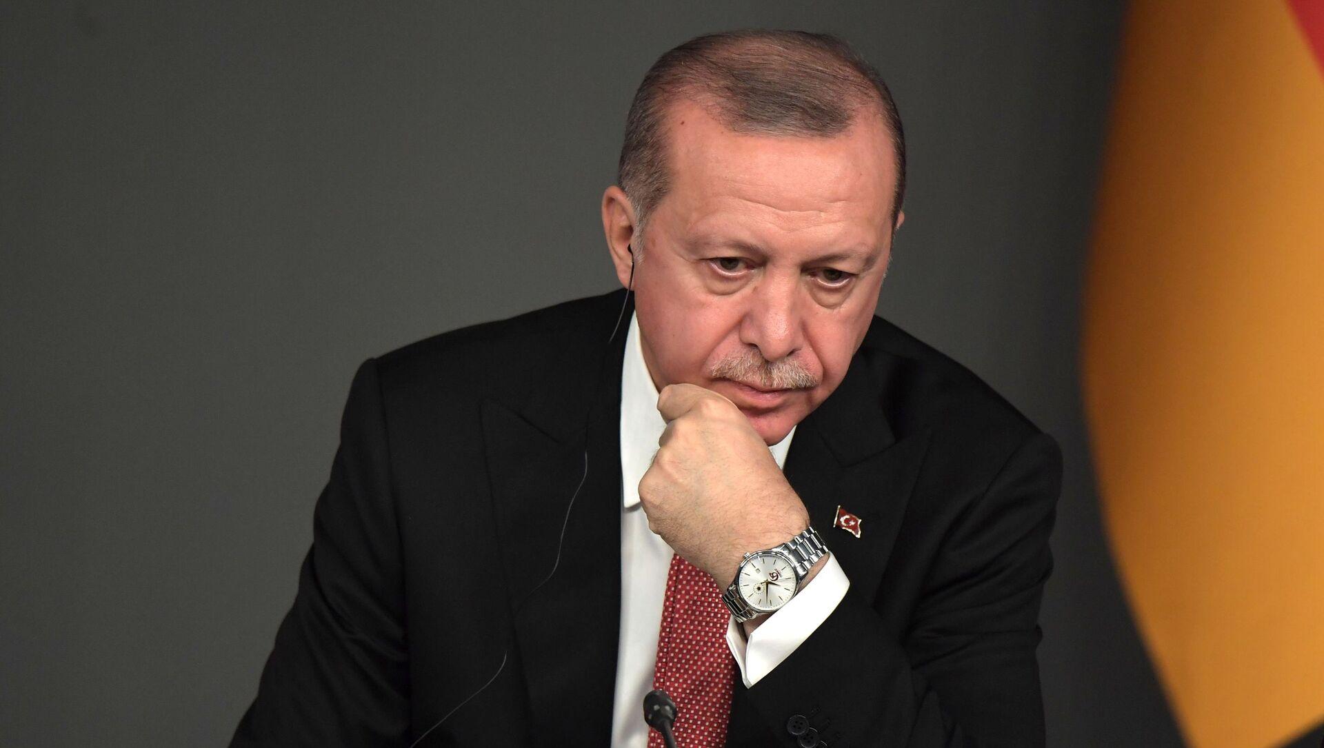 Рабочий визит президента РФ В. Путина в Турцию - Sputnik Армения, 1920, 03.09.2021