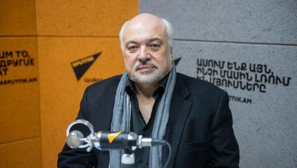 Константин Орбелян в гостях радио Sputnik - Sputnik Армения