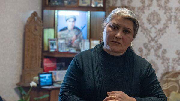 Мама Арамаиса Микаеляна Лилит Авагян - Sputnik Արմենիա
