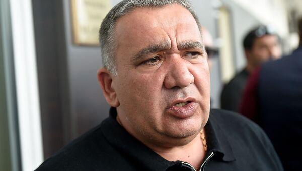 Директор торгового центра Ариндж Молл Самвел Акопян - Sputnik Արմենիա