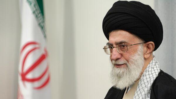 Духовный лидер Ирана аятолла Сейед Али Хаменеи - Sputnik Армения
