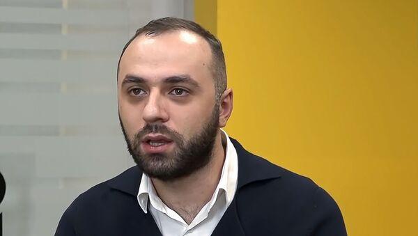 Роберт Айрапетян - Sputnik Արմենիա