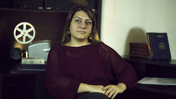 Лиана Саядян - Sputnik Արմենիա