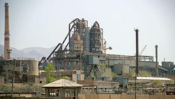 Здание завода Арарат цемент - Sputnik Արմենիա