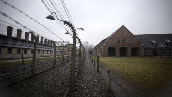 Концентрационный лагерь Аушвиц-Биркенау в Освенциме, на территории которого в 1947 году был создан музей - Sputnik Армения