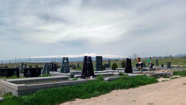 Кладбище - Sputnik Արմենիա